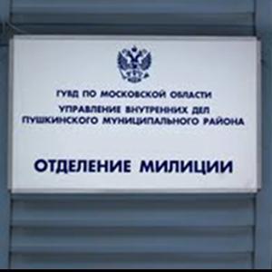 Отделения полиции Аксеново-Зиловского