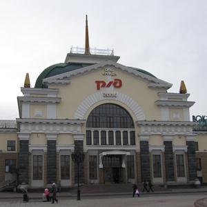 Железнодорожные вокзалы Аксеново-Зиловского